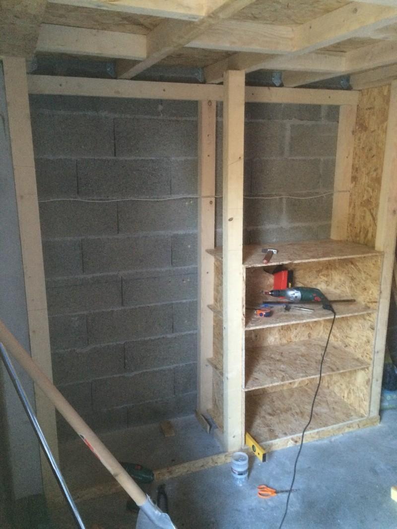 isolation d 39 un garage faire page 3. Black Bedroom Furniture Sets. Home Design Ideas