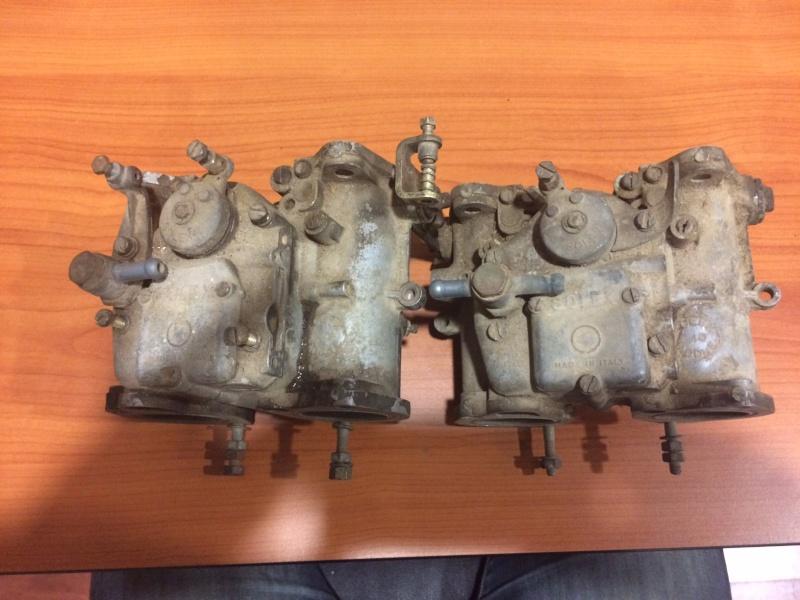 carburateur solex c40 ddh