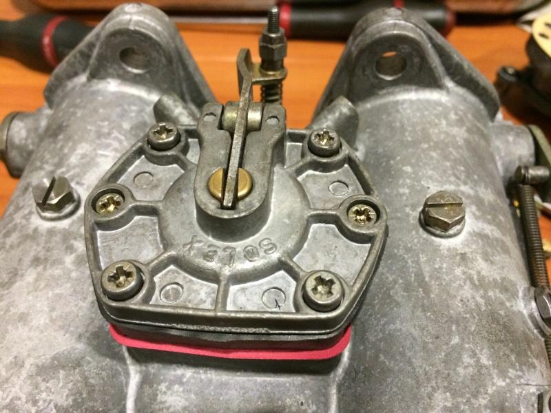 fiche technique carburateur solex 40 addhe