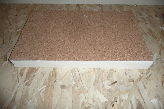 Tuto construction d 39 un plafond chauffant for Plafond en polystyrene