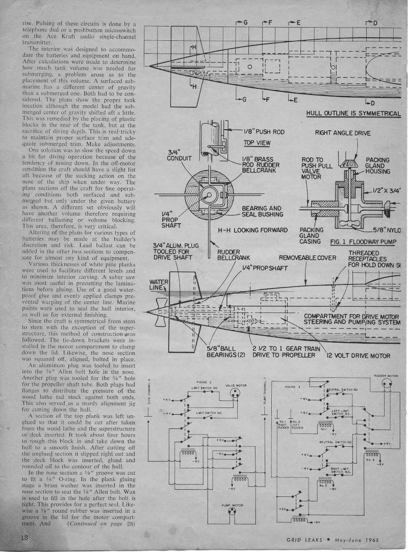 7 Way Wiring Gl Enthusiast Diagrams Potscrubber Schematic George Washington Article Plan Cable Diagram Heavy Duty