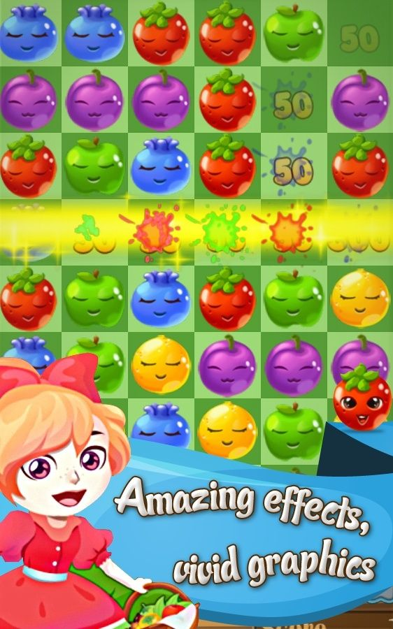 Play Fruit Games