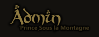 ADMIN - Thorin