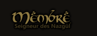 MEMBRE - Angmar