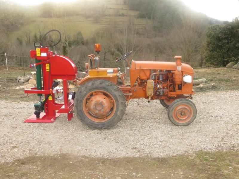 N73  découverte du débutant ~ Fendeuse A Bois Occasion Pour Tracteur