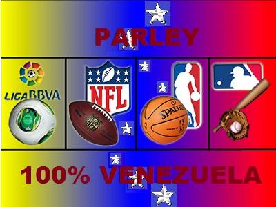 PARLEY 100% VENEZUELA