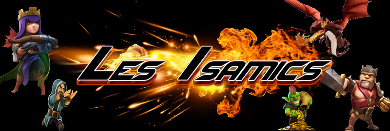Forum officiel du clan: Les Isamics (Clan adulte)