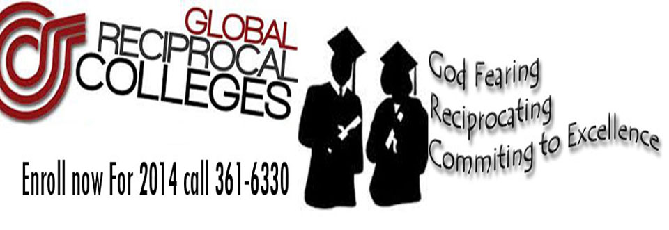 Global Reciprocal Colleges