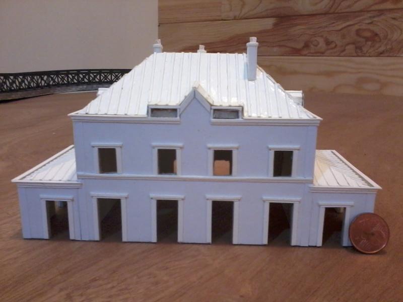 Une gare construction maison for Forum construction maison