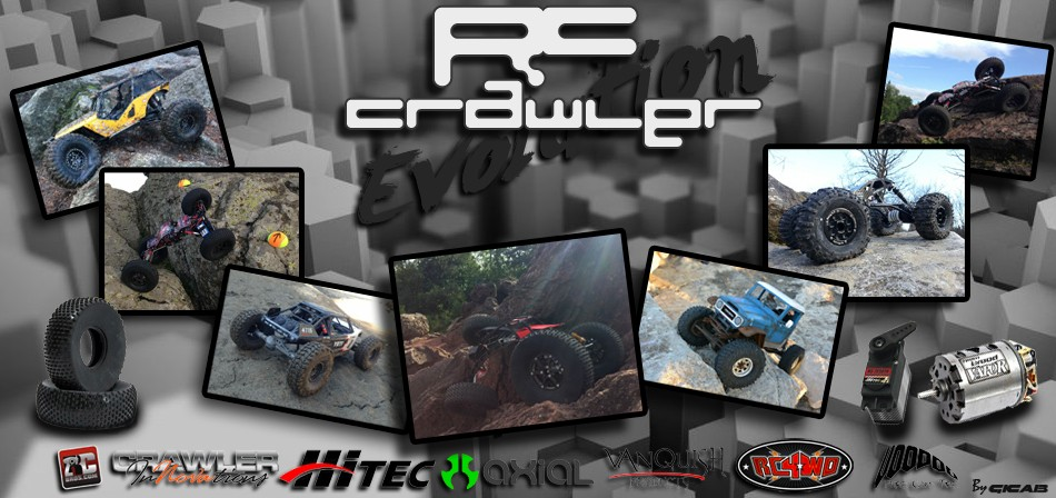 RC CRAWLER EVOLUTION