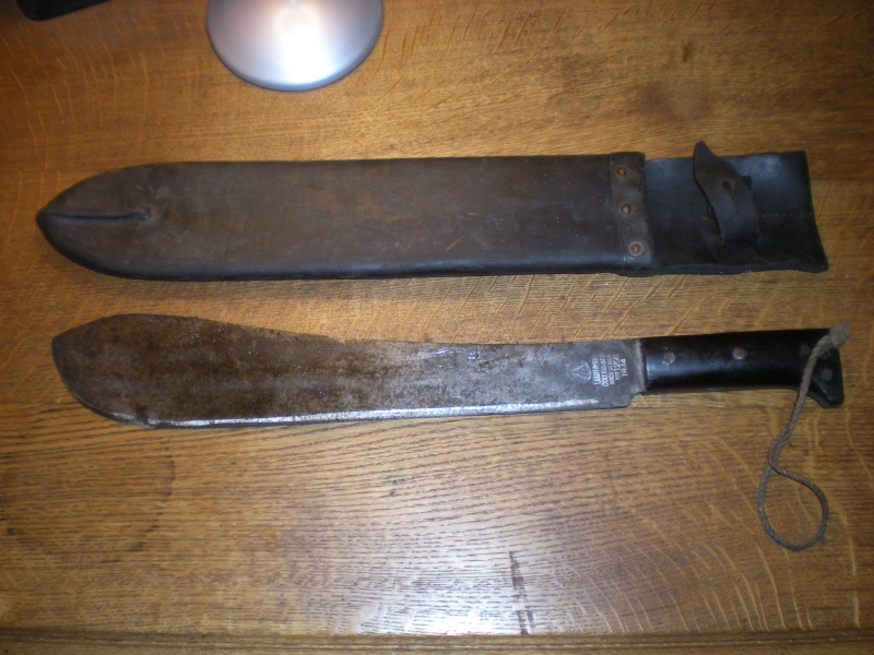 machette legitimus collins 1943