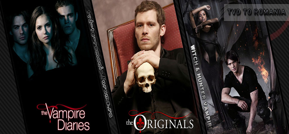 The Vampire Diaries and The Originals Ro
