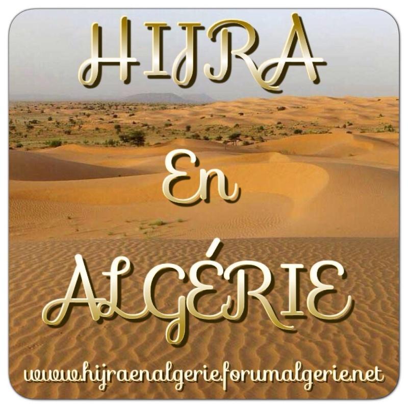 Entraide pour la Hijra en Algérie