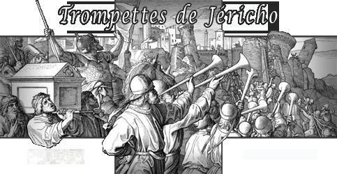 Trompettes de Jéricho