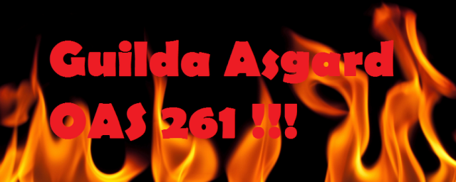 Guilda Asgard Servidor OAS-261   ± Legend Online ±