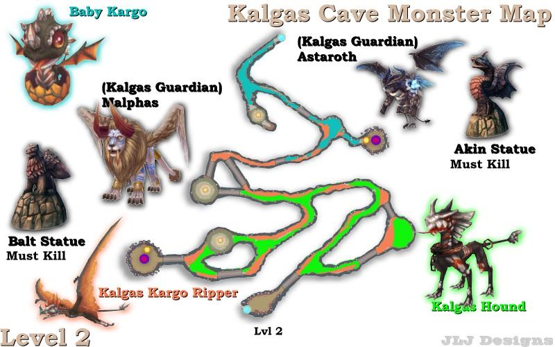 Dungeon guides from aminus hero to kalgas for Floor 4 mini boss map swordburst 2