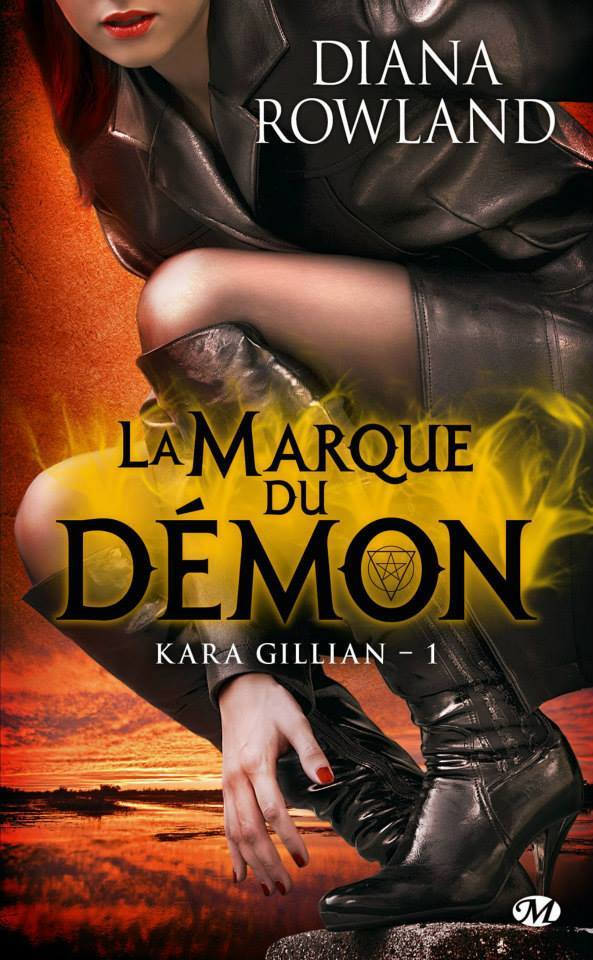 ROWLAND, Diana - Kara Gillian (4 tomes)
