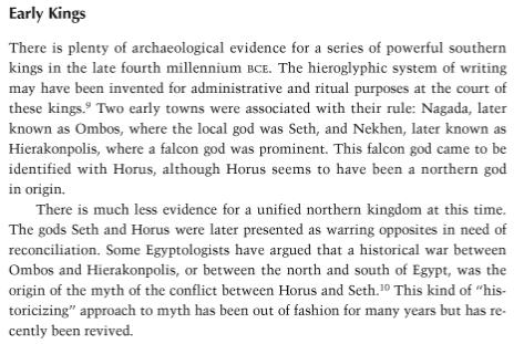 handbook of egyptian mythology pinch