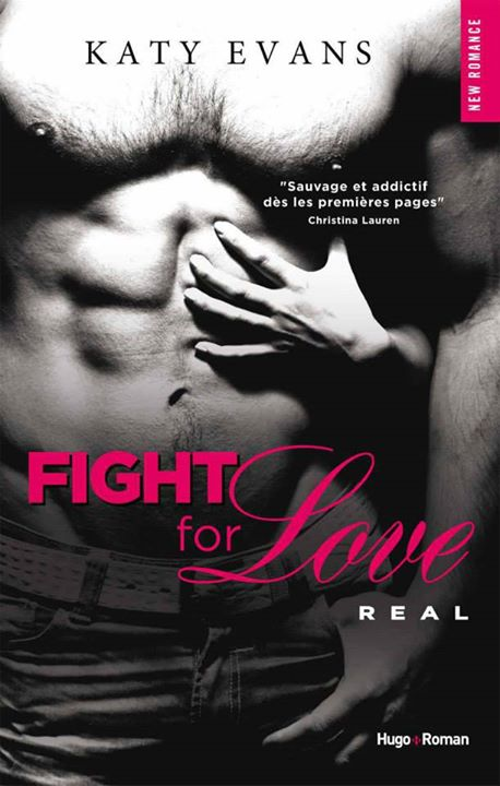 EVANS, Katy - Fight for Love (4 tomes)