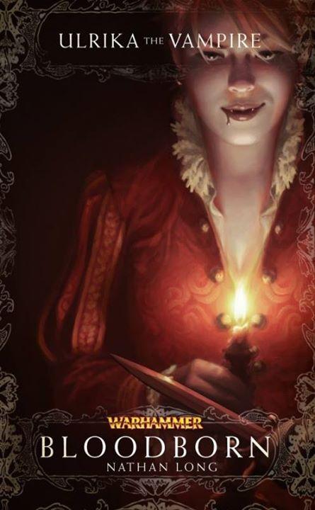 LONG, Nathan - Ulrika la vampire (3 tomes)