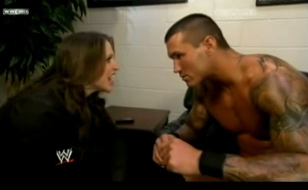 Image result for randy orton 2009 screen captures