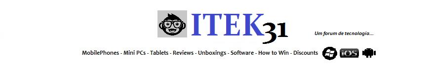 ITEK31.umforum.net - O blog de tecnologia