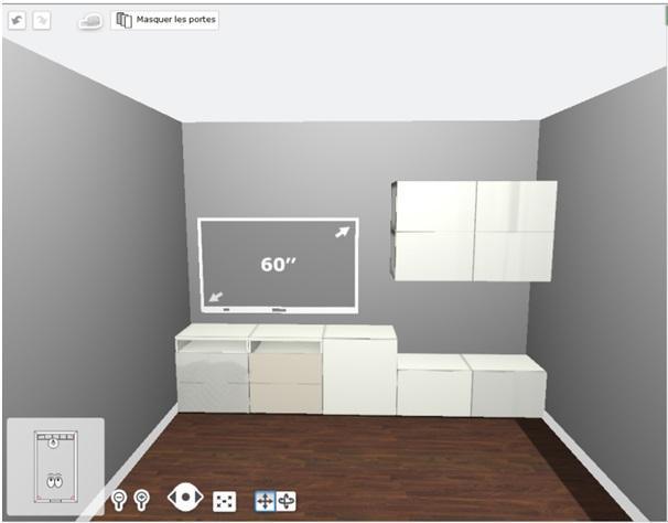 avis meuble tv besta solutions pour la d coration int rieure de votre maison. Black Bedroom Furniture Sets. Home Design Ideas