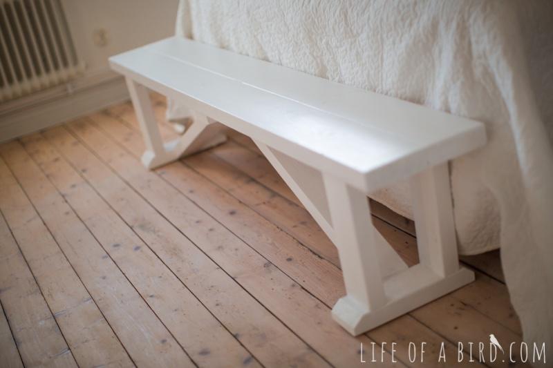 Termine fabrication table en bois peint polycarbonate - Fabrication table bois ...