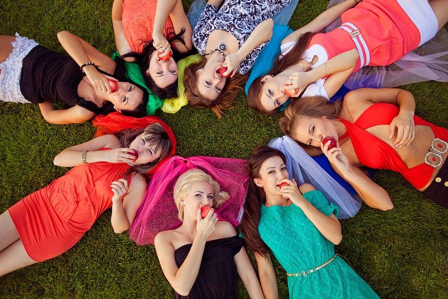 Русские девичники перед свадьбой со стрептизом смотреть онлайн 1 фотография