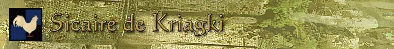 Forum de la guilde Sicaire de Kriagki