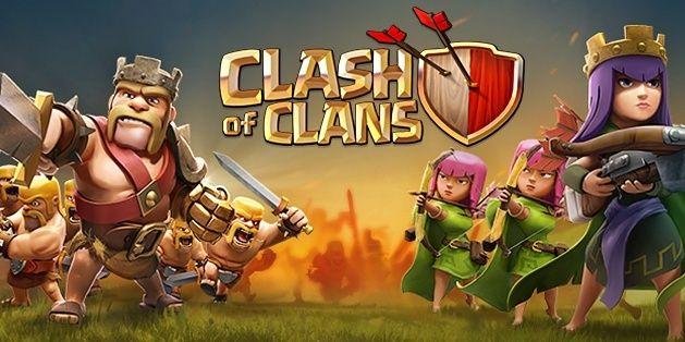 Vieux bifleurs sur Clash of Clans