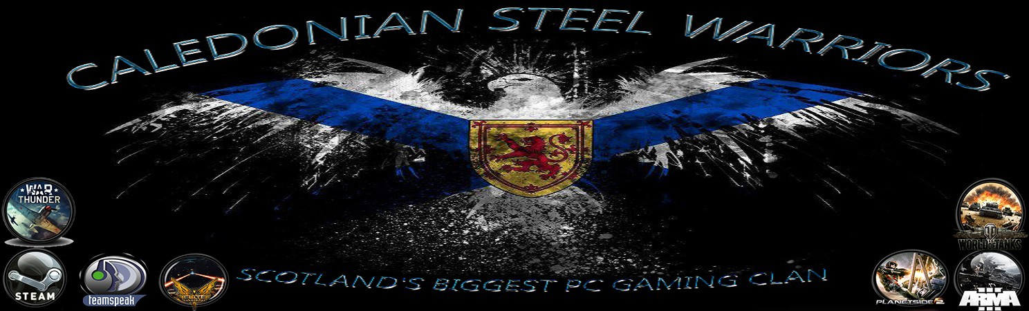 Caledonian Steel Warriors
