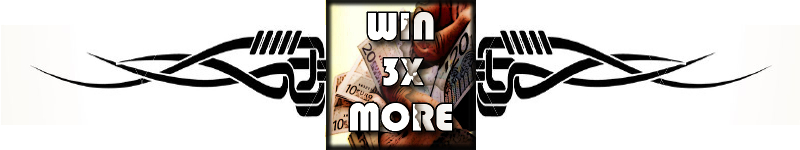 Win 3x More