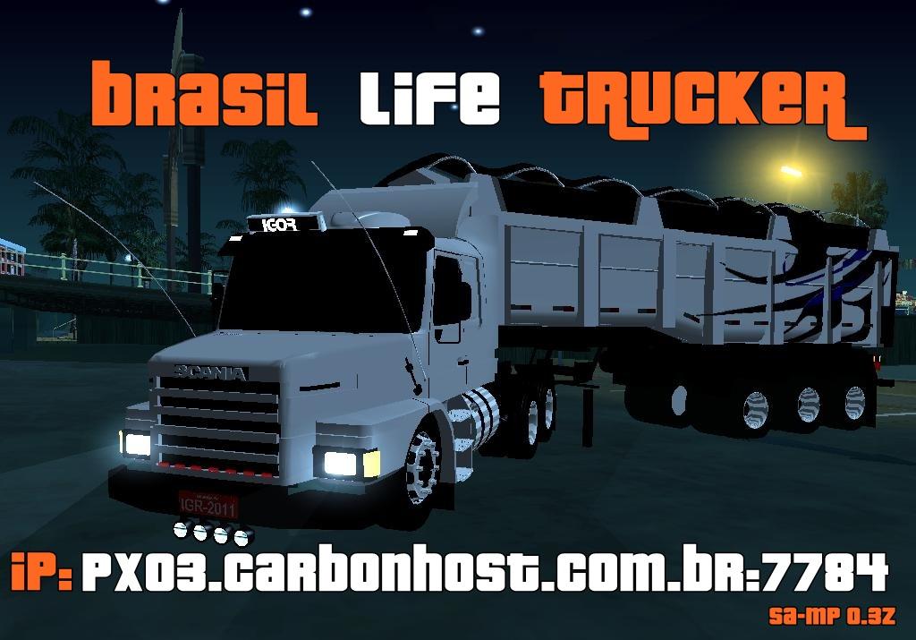 Brasil Life Trucker