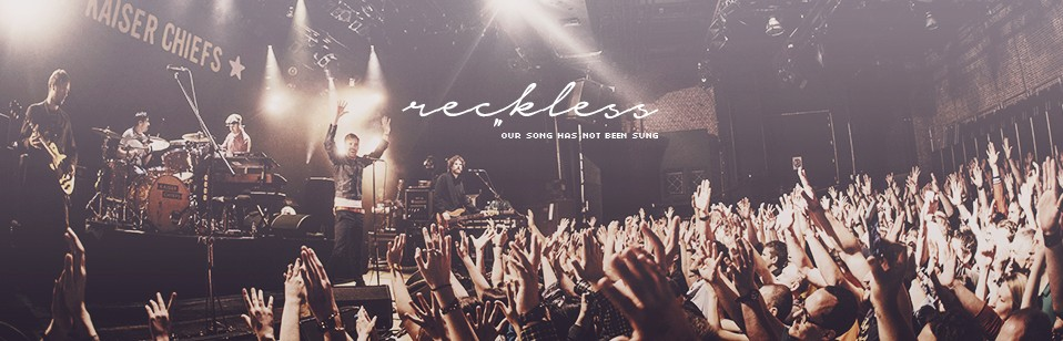 Reckless Festival, baby!