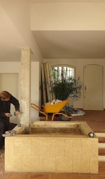 bassin int rieur avec son observatoire page 4. Black Bedroom Furniture Sets. Home Design Ideas
