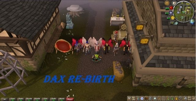 Dax Re-Birth