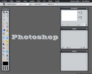 Widget Photoshop