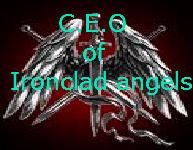 C.E.O of Ironclad Angels