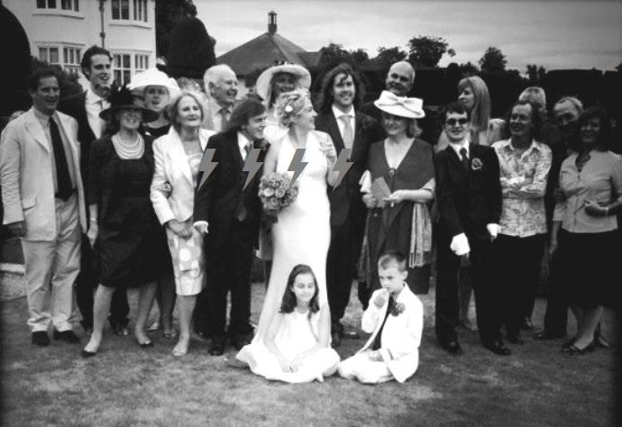 Cara Young Wedding