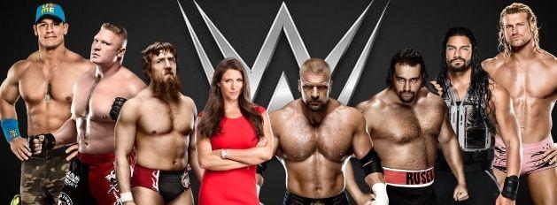 My WWE