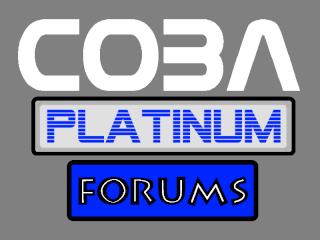 Coba Platinum Forums