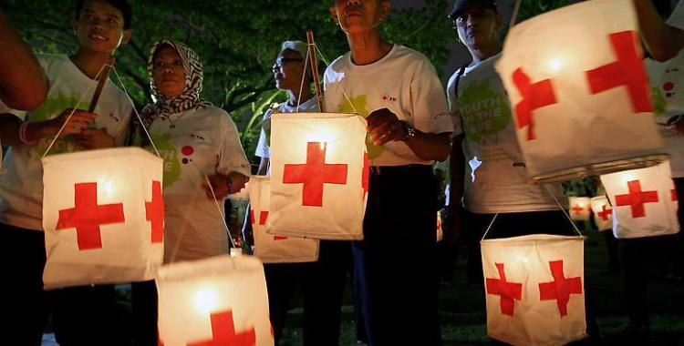 Forum Online Relawan Palang Merah Indonesia