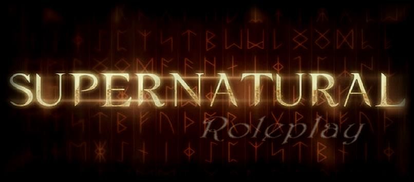 Supernatural-Roleplay